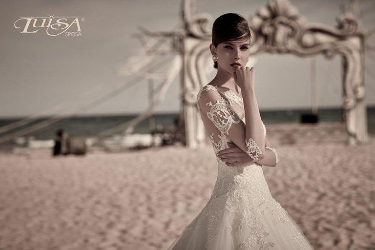 abito sposa L 7117_2