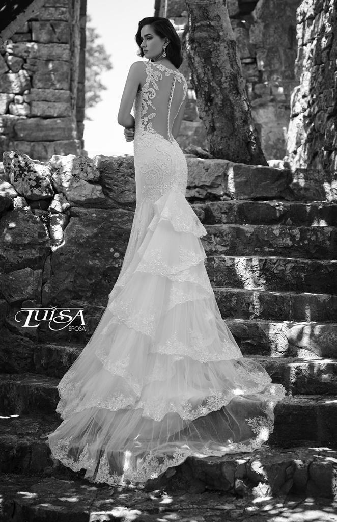 abito sposa L 6182