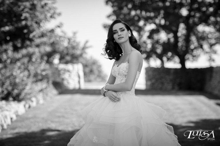 abito sposa L 6110