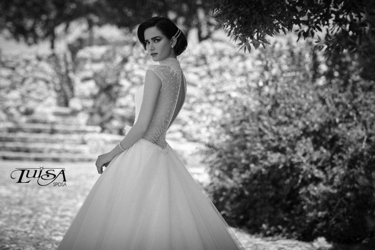abito sposa L 6142_1