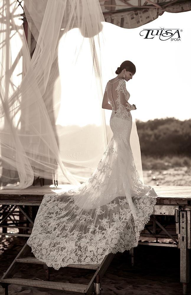 abito sposa L 7167_1