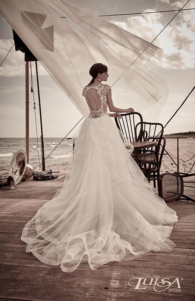 abito sposa L 7140_1