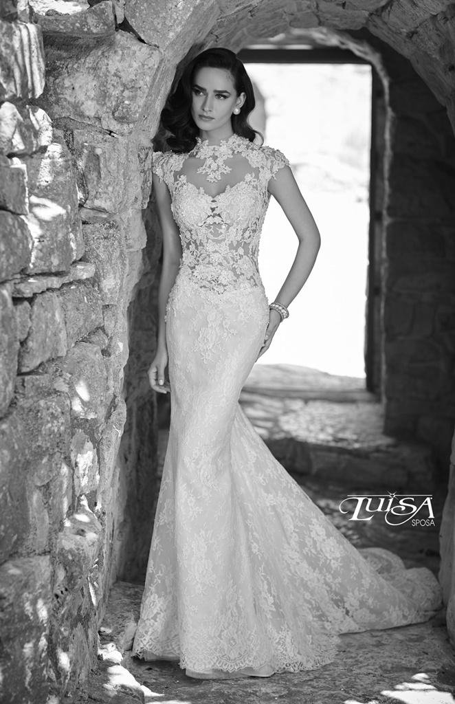 abito sposa L 6121