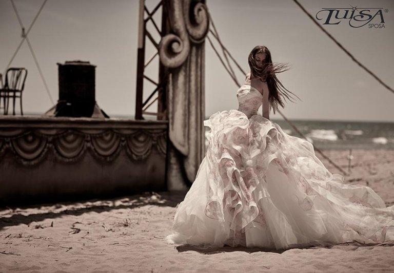 abito sposa L 7113