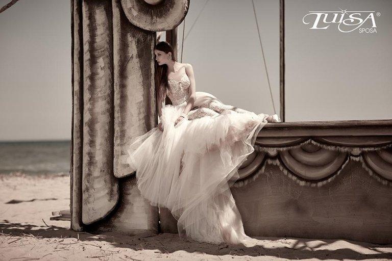 abito sposa L 7176_1