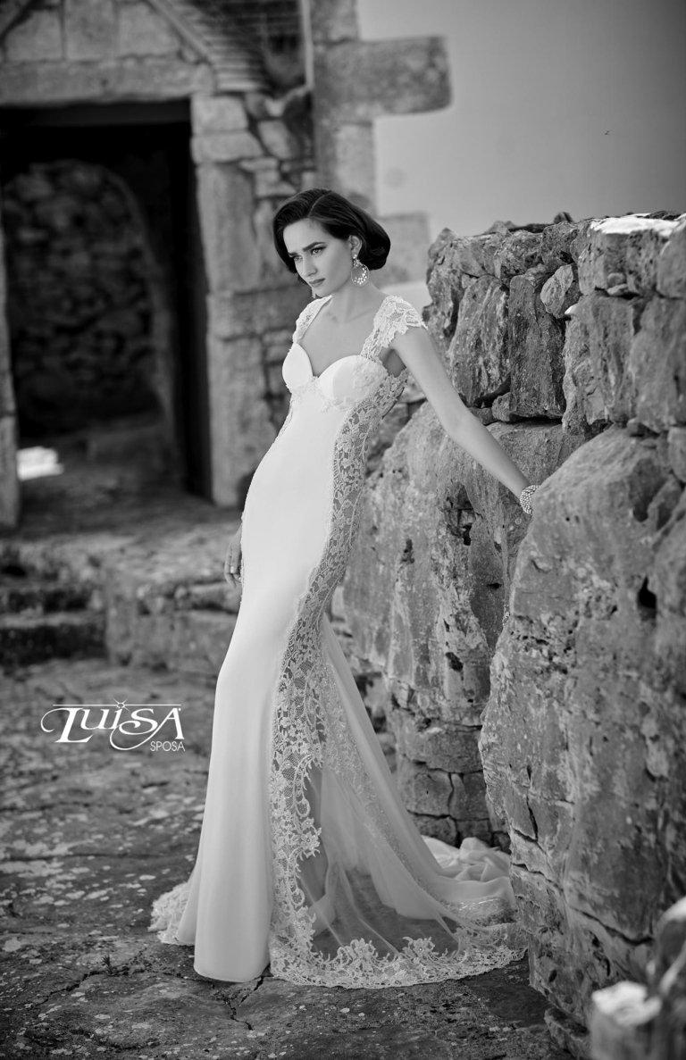 abito sposa L 6199