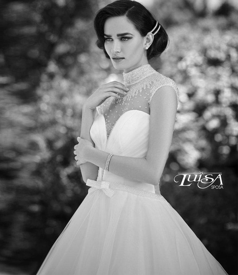 abito sposa L 6142