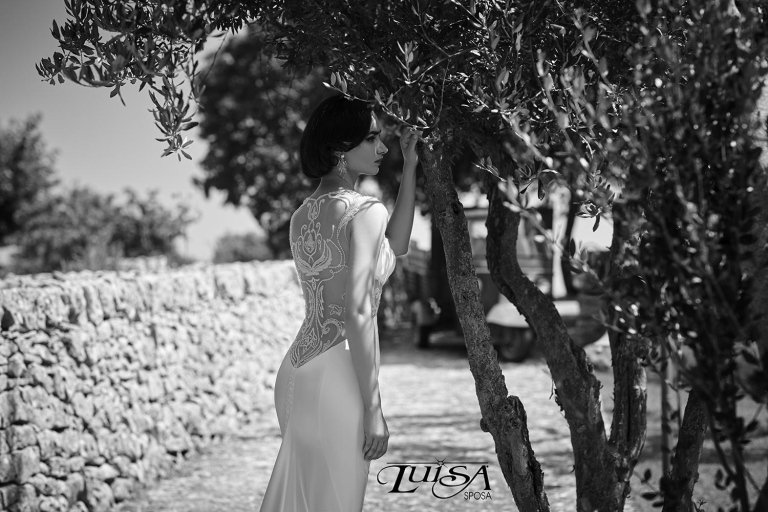 abito sposa L 6181