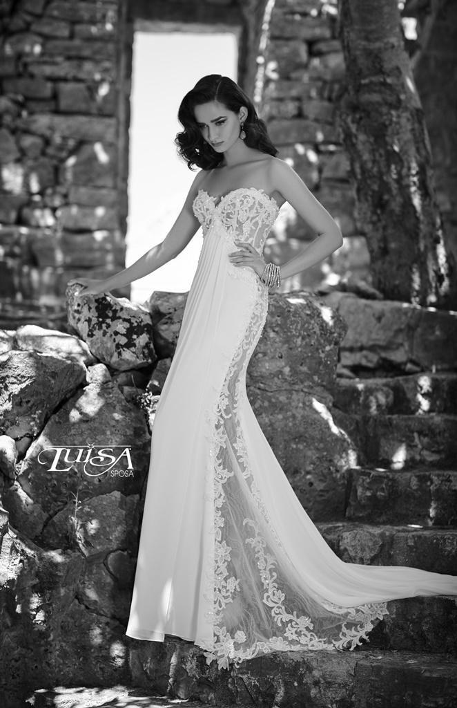 abito sposa L 6167
