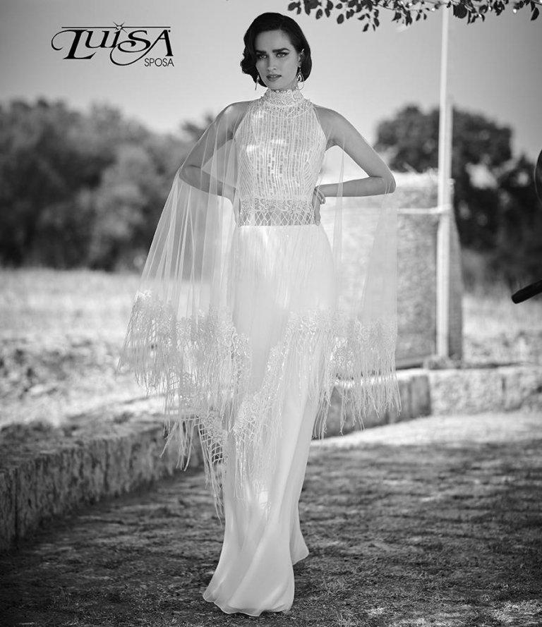 abito sposa L 6166