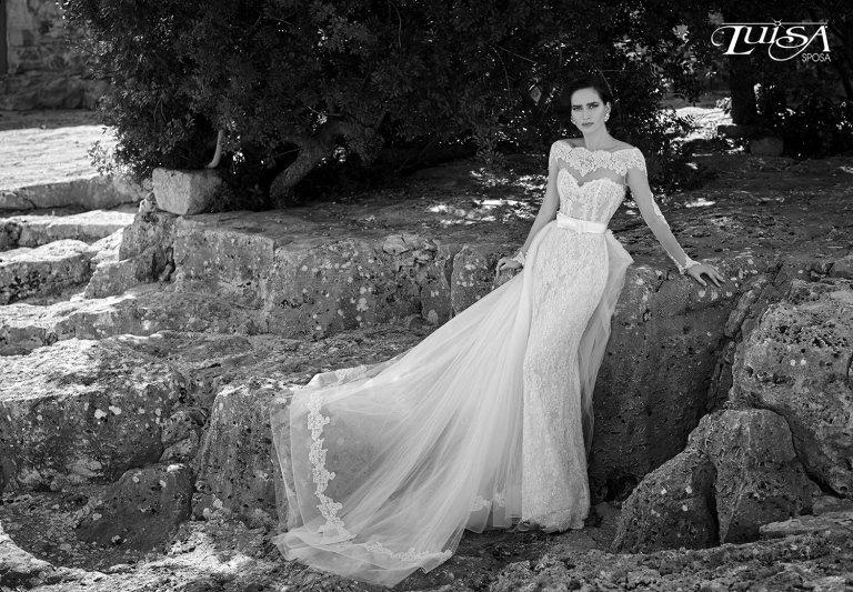 abito sposa L 61112