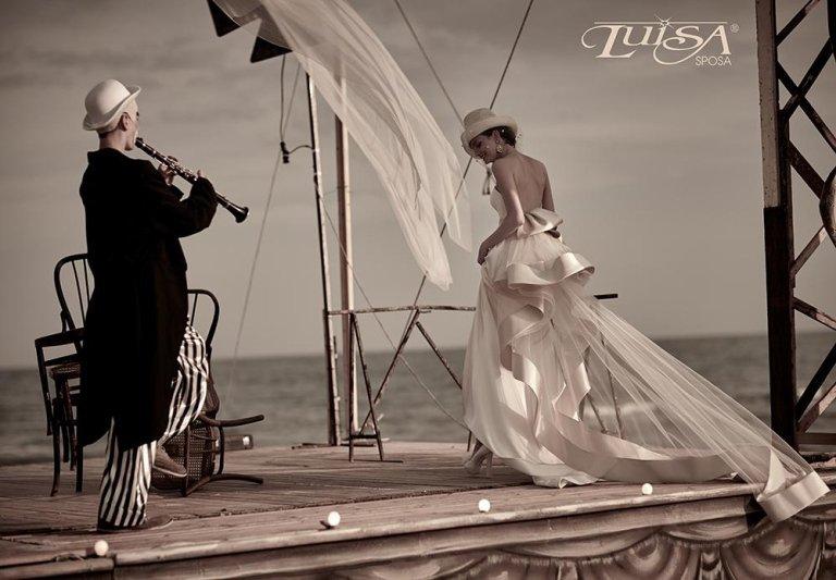 abito sposa L 7136_1