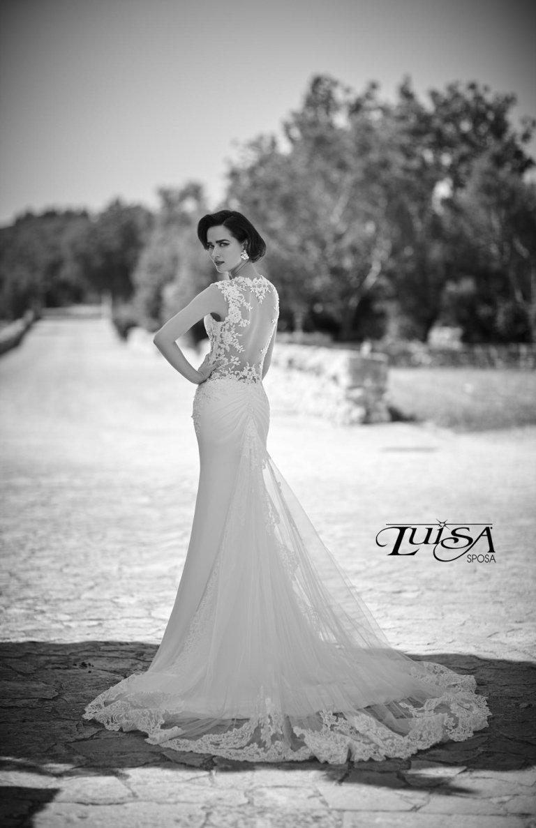 abito sposa L 6160