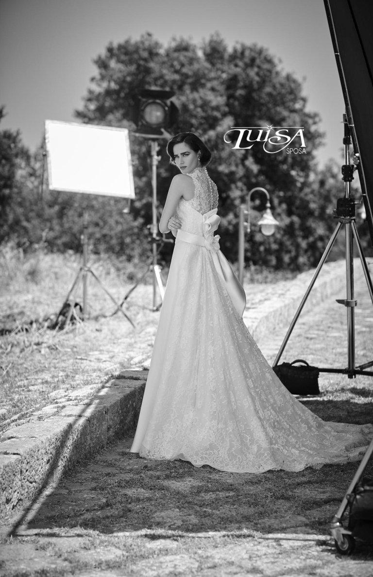 abito sposa L 6159