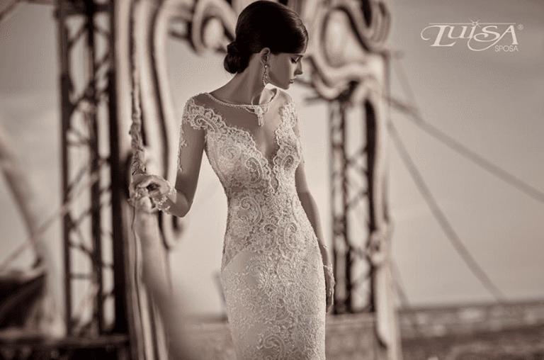 abito sposa L 7167