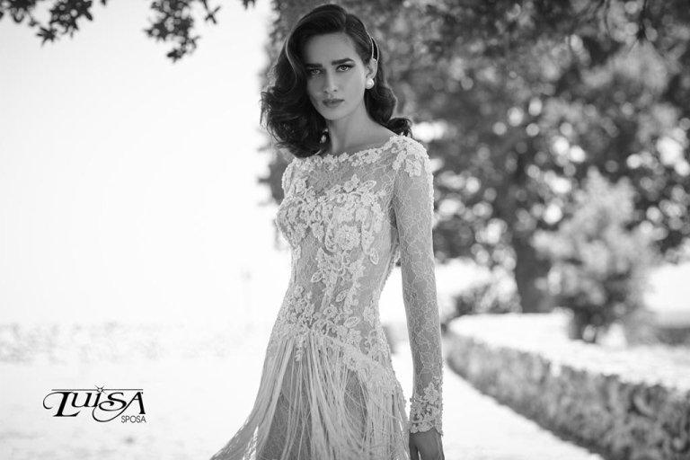 abito sposa L 6186_1