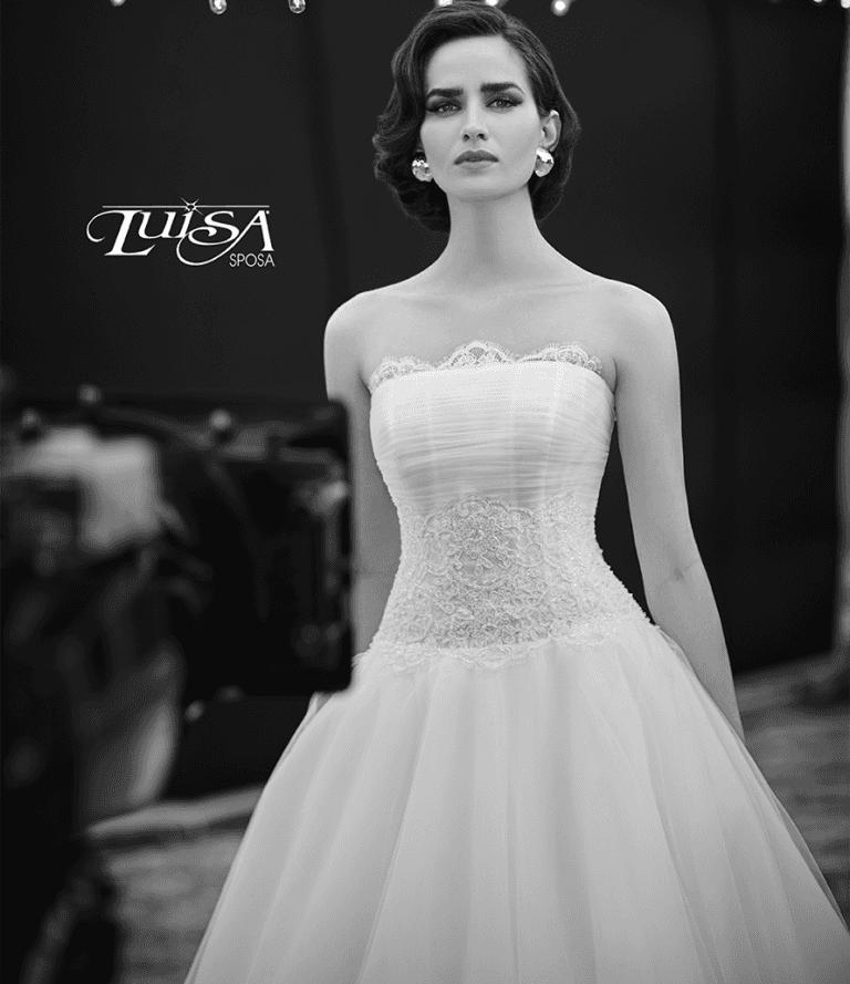 abito sposa L 6114