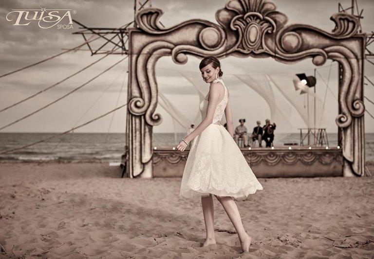 abito sposa L 7153_1