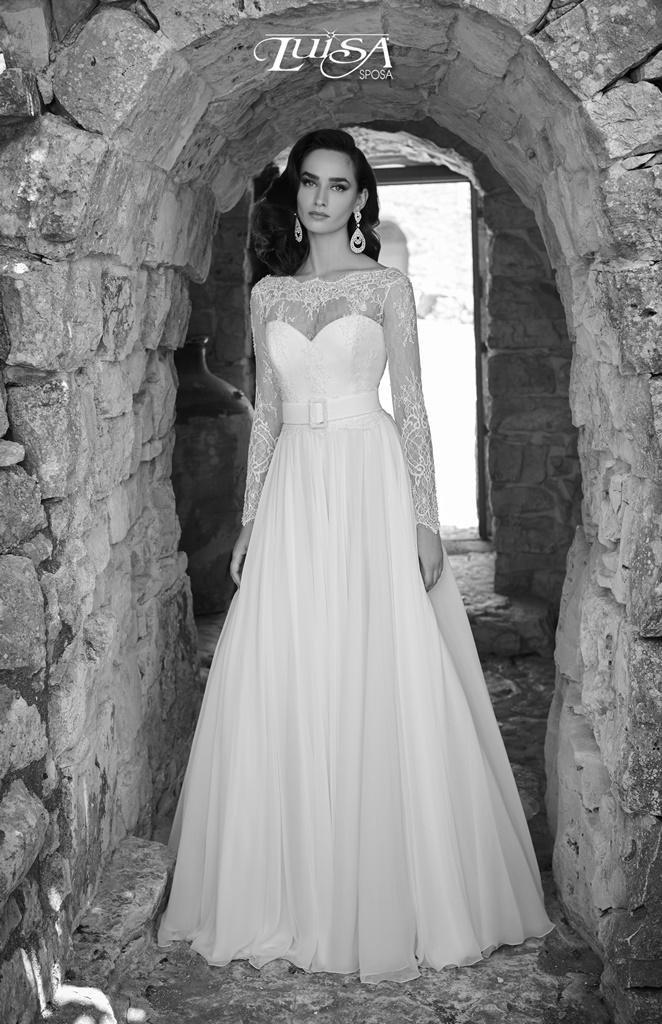 abito sposa L 6132