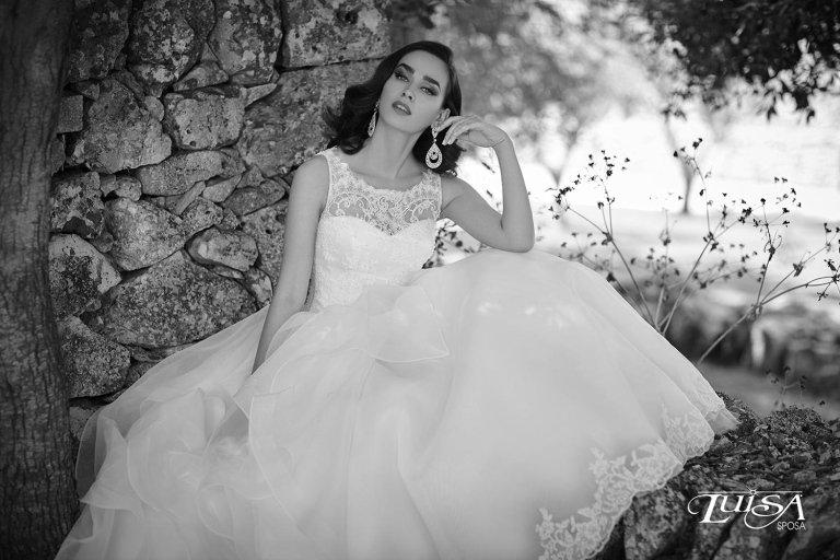 abito sposa L 6168