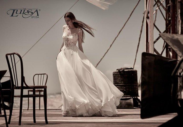 abito sposa L 7149