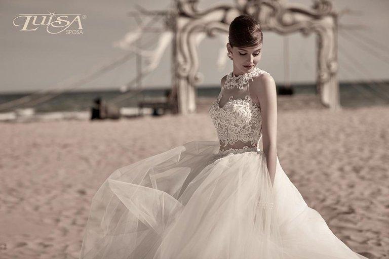 abito sposa L 7128_2