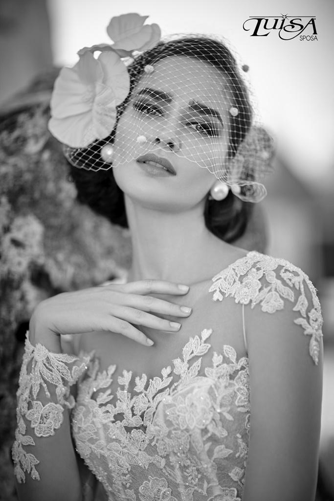 abito sposa L 6136_1