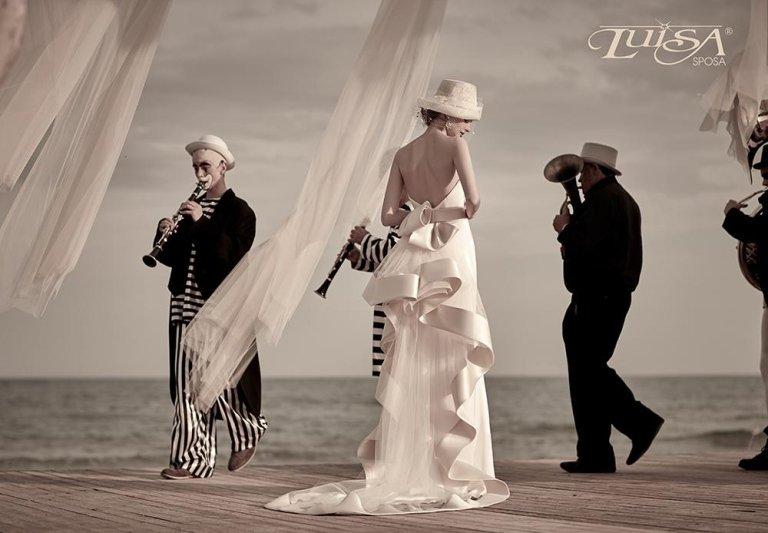 abito sposa L 7136_3