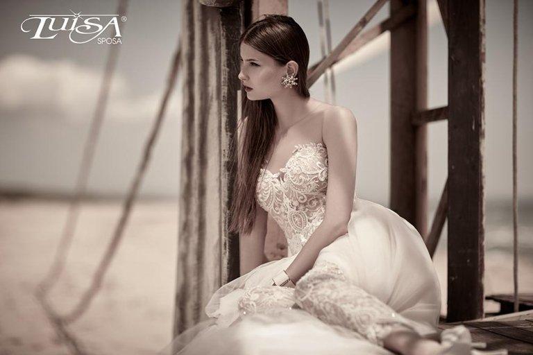 abito sposa L 7176_2