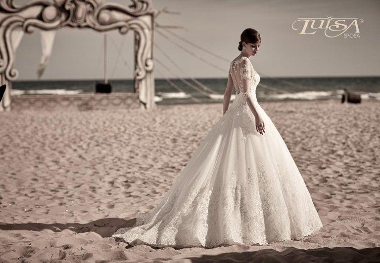 abito sposa L 7117