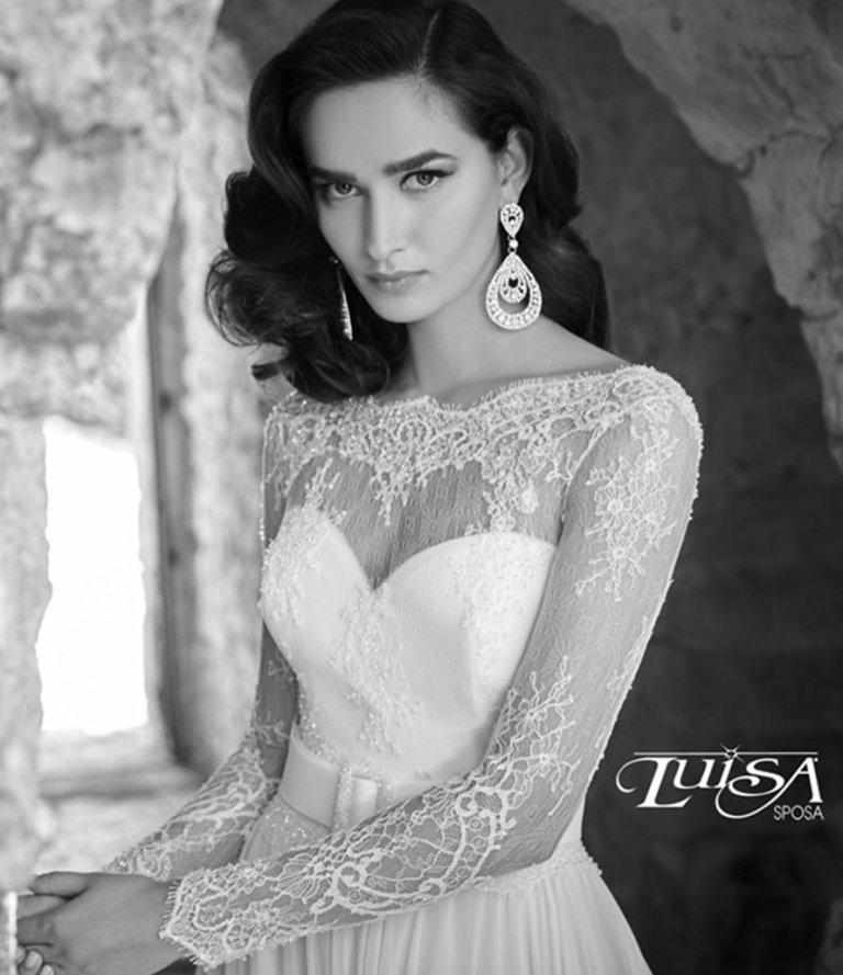 abito sposa L 6132_1
