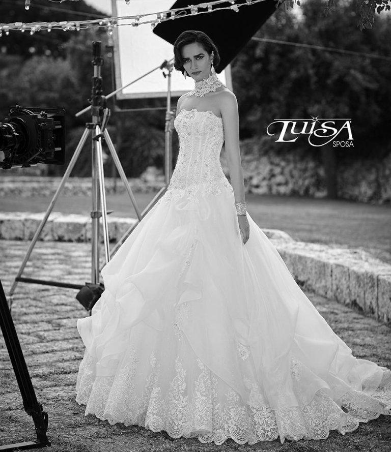 abito sposa L 6102