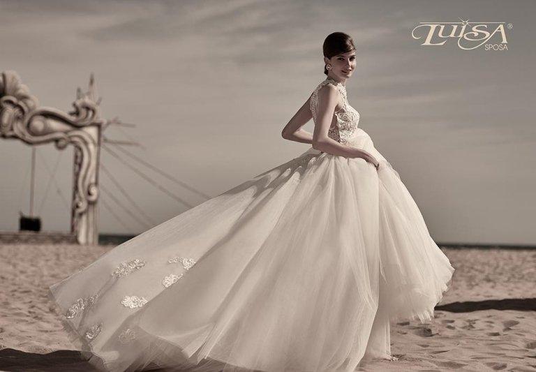 abito sposa L 7128_1