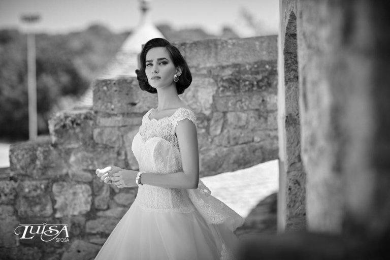 abito sposa L 6143_1