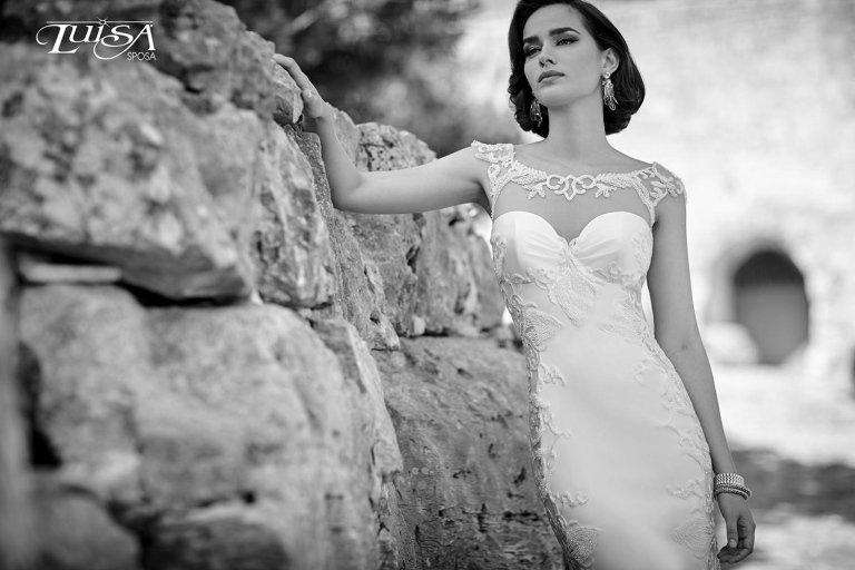 abito sposa L 6103