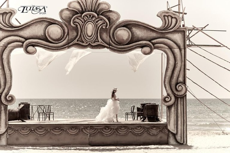 abito sposa L 7129_1