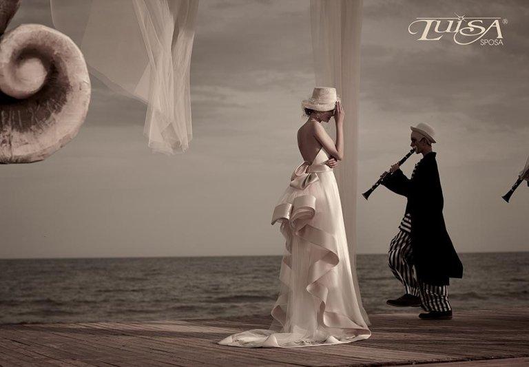 abito sposa L 7136_2
