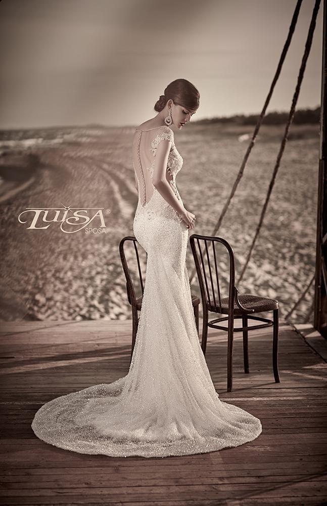 abito sposa L 7192_1