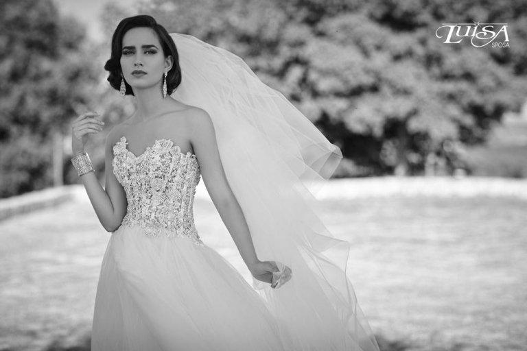 abito sposa L 6178_1