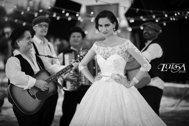 abito sposa L 6141_1