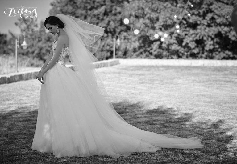 abito sposa L 6178