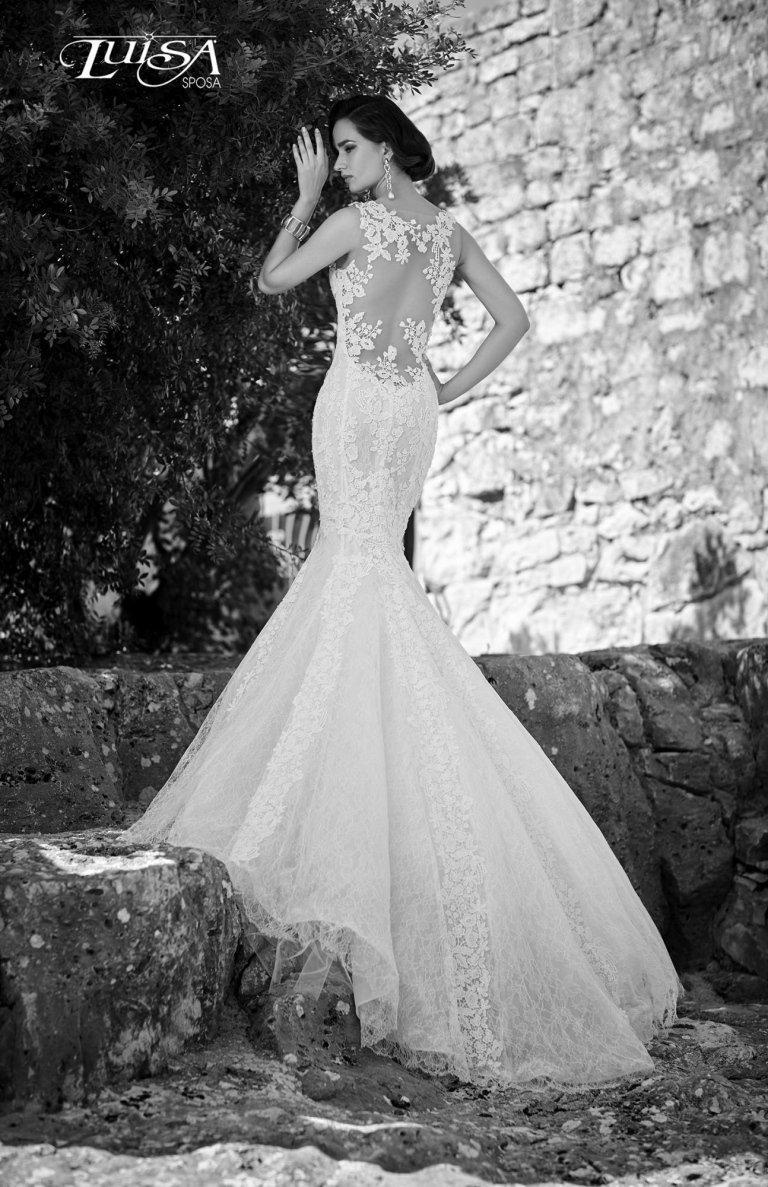 abito sposa L 6191_1