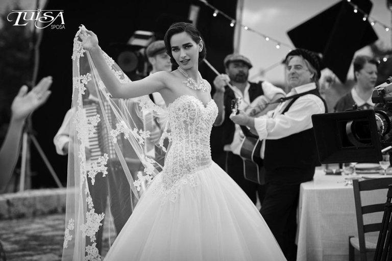 abito sposa L 6144_1