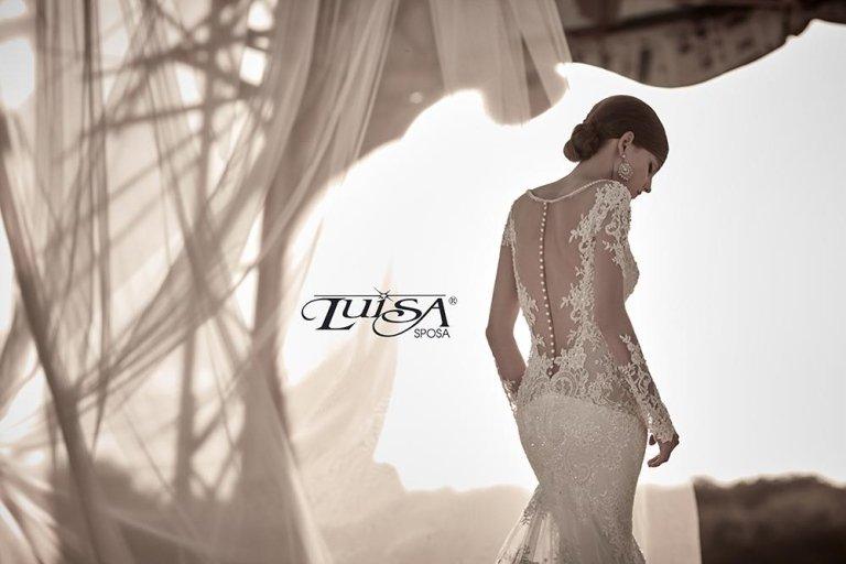 abito sposa L 7167_2