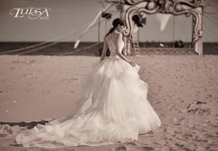 abito sposa L 7143