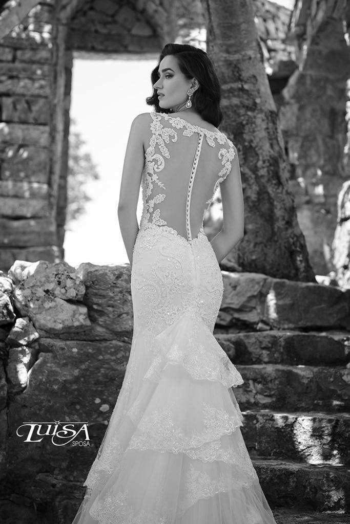 abito sposa L 6182_1