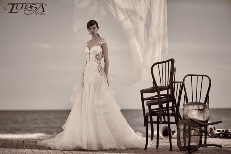 abito sposa L 7140