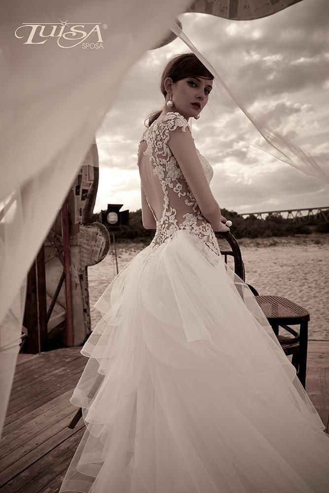 abito sposa L 7140_2