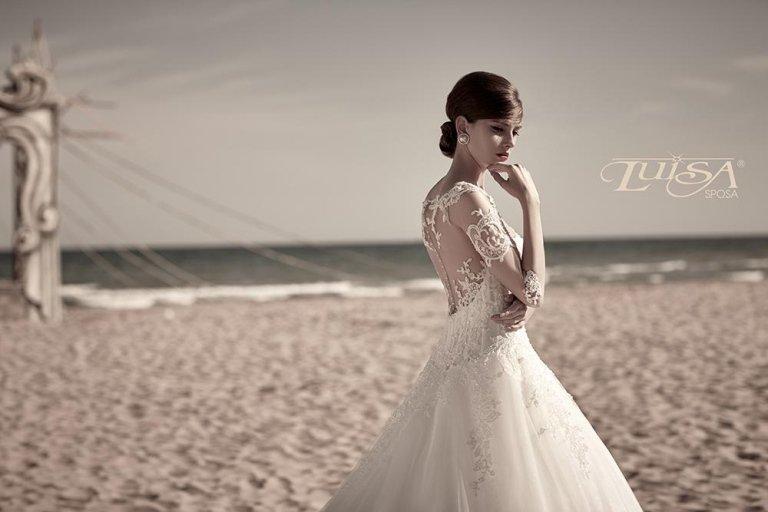 abito sposa L 7117_1