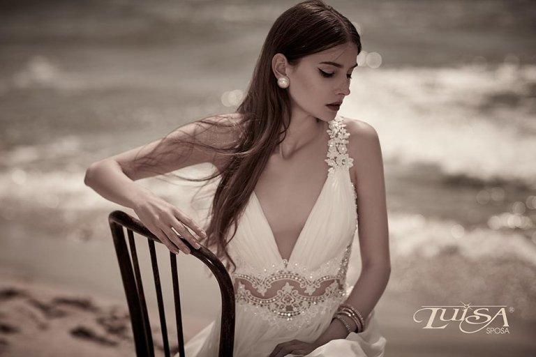 abito sposa L 7158_1